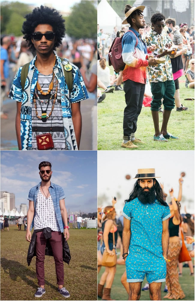 Great festival looks!
