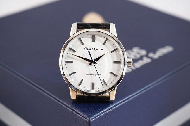 The remastered Grand Seiko