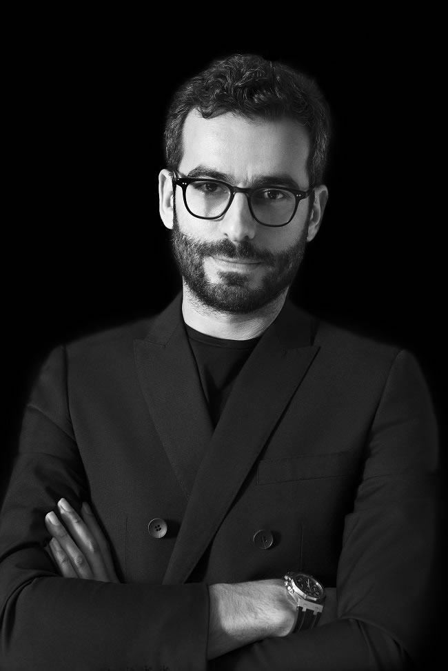 In Conversation with Lello Caldarelli of Antony Morato