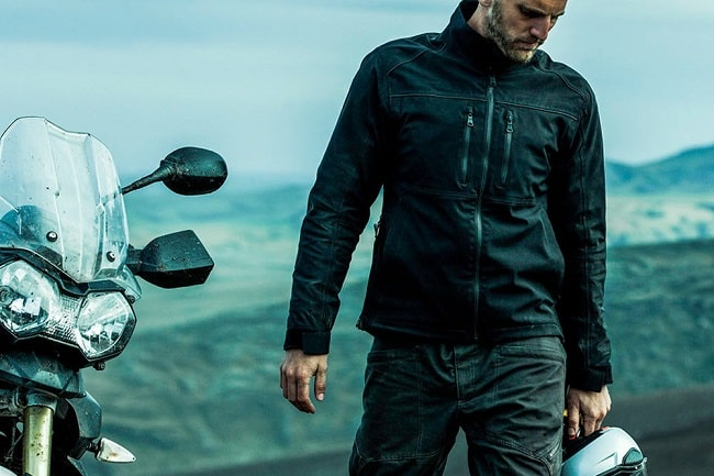 Top 5 Motorcycle Adventure Gear