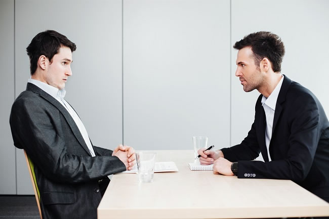 """Interviews are not difficult to get right"""