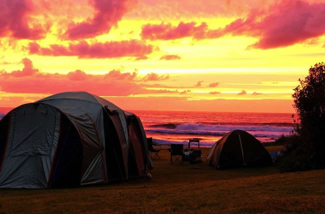 Camping For Young Adults Wales