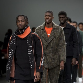 Highlights from London Fashion Week Men's AW18