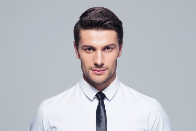Mens Hairstyles For The Office