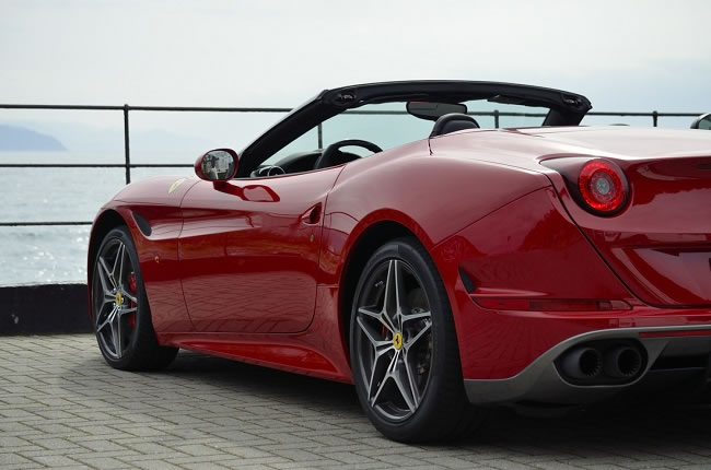 Ferrari California T New Handling Speciale Package