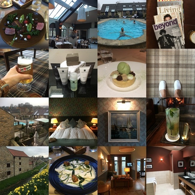 Our Feversham Arms Hotel experience