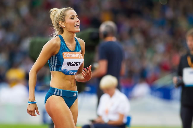 10 Beautiful Commonwealth Games Athletes