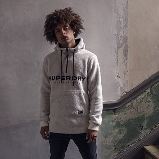 Discover Superdry AW18 Collection