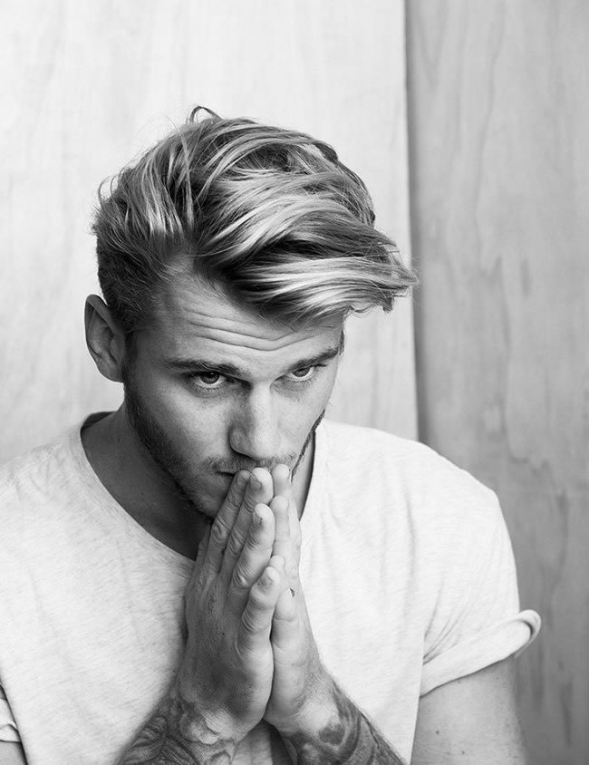Men's Hairstyle Trends For 2016