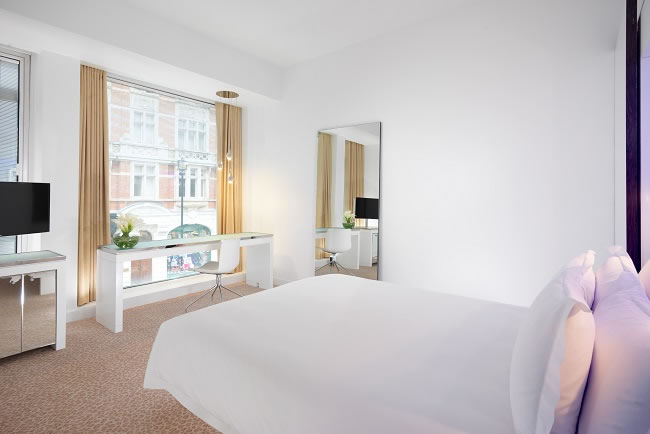 St Martins Lane London Hotel Review