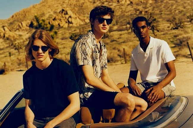 Menswear's Having Its '80s Flashback Moment