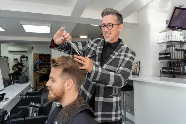 5 Long Hair Tips from Men's Hairdresser of the Year Jim Shaw