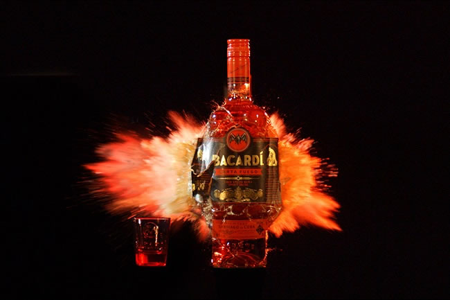 Fuego, The New Jäger - Bacardi on FIRE!