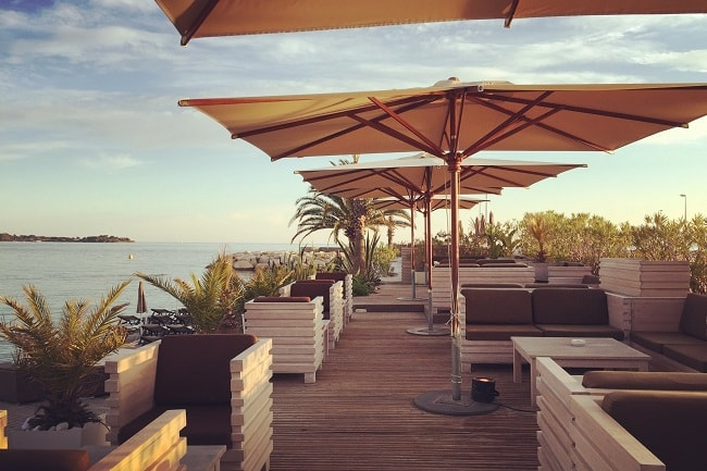 L'Ecrin Plage Beach Club