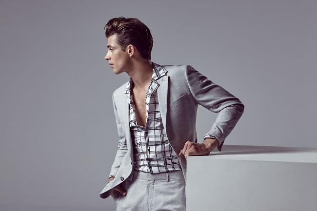 Reiss Spring/Summer 2015: Summer in Style
