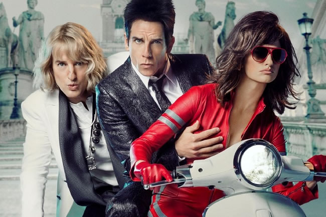 Win a £140 Kiehl's Hamper with Zoolander 2