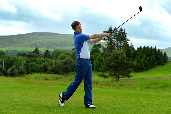 MWS Neil at Gleneagles