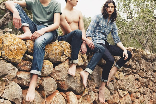 Pull & Bear Organic Collection