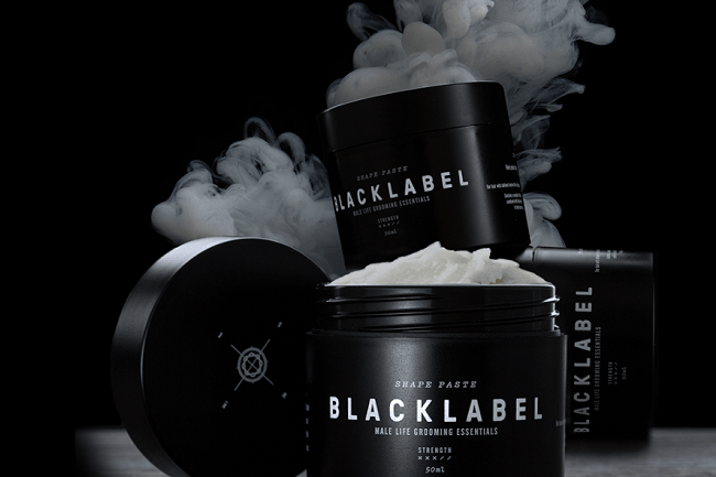 Introducing Black Label Grooming