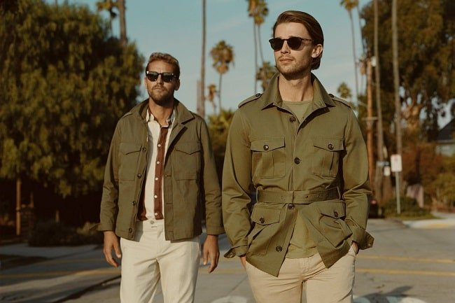 Top 5 Menswear Trends for Spring/Summer 2019
