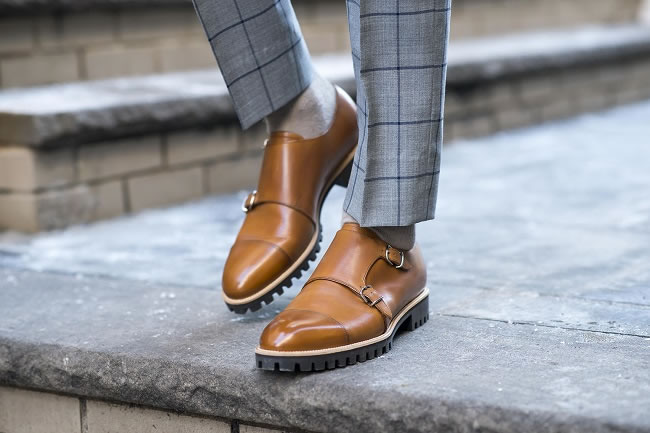 Why You Should Wear Monk Strap Shoes