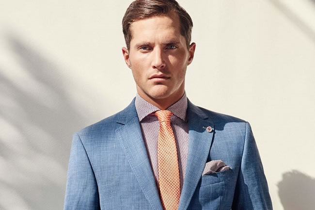 The Ultimate Guide to Suit Fabrics