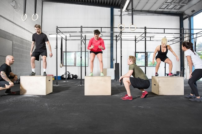 """Crossfit now has 10,000 gyms worldwide"""