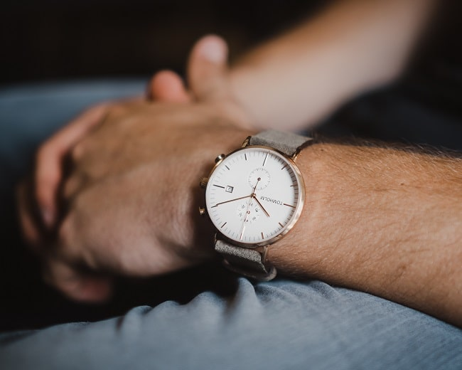 How German Watch Startup TOMHOLM Wants to Make a Difference