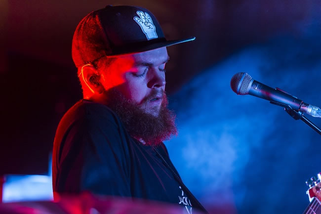 Interview with Jack Garratt at One Embankment