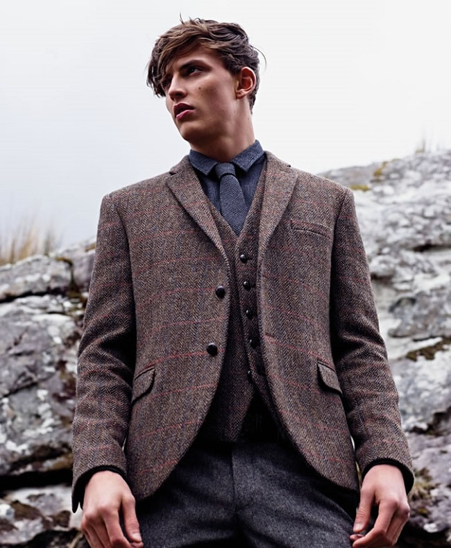 The History of Tweed Fabrics
