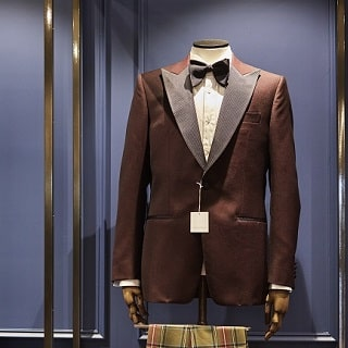 Chester Barrie Newly Refurbished Savile Row Store