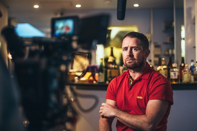 Shane Williams on Being Big in Japan