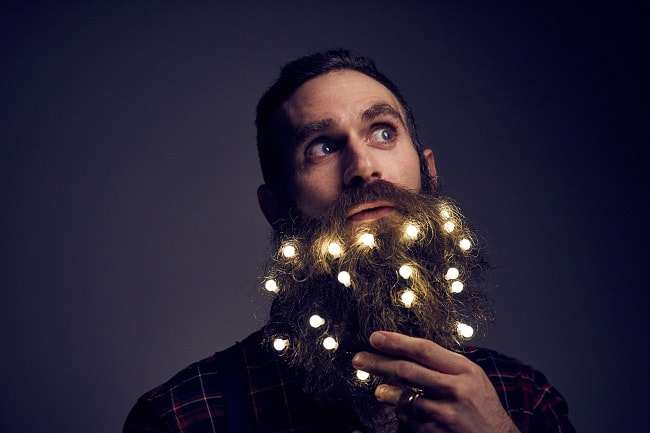 are beard lights the new facial hair trend. Black Bedroom Furniture Sets. Home Design Ideas