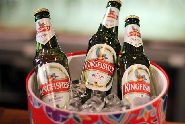 win 3 crates of kingfisher beer. Black Bedroom Furniture Sets. Home Design Ideas