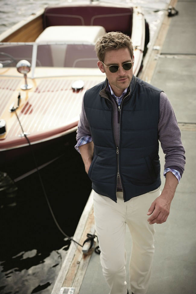 Peter Millar launch Collection on Yoox