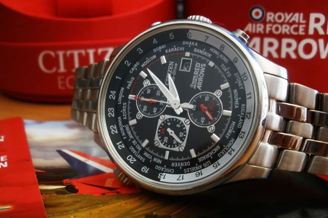 Citizen Red Arrows Watch
