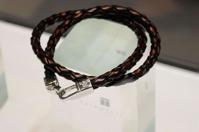 Win a Luxury Leather Bracelet by Tateossian