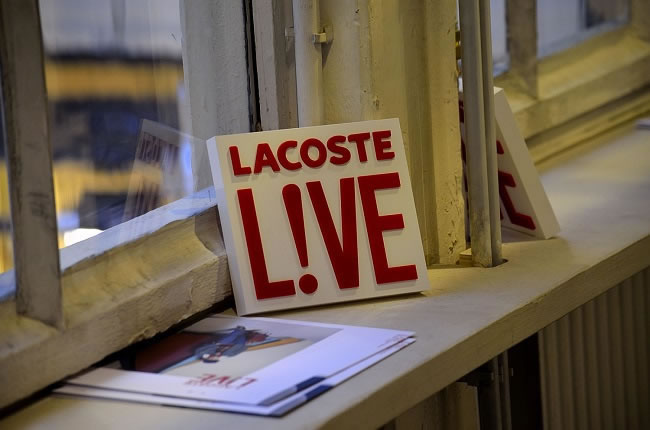 Lacoste Live at MAN