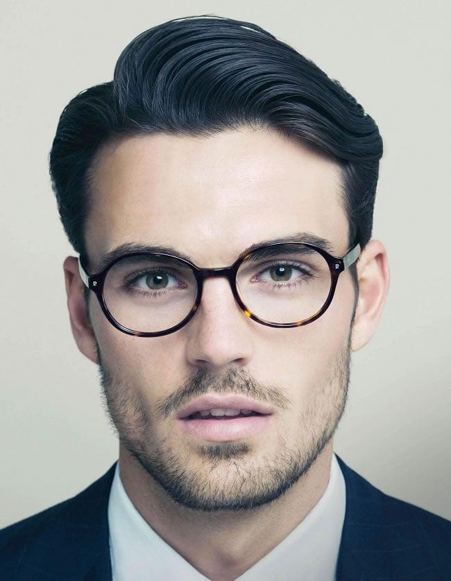 choose mens eyeglasses frames image
