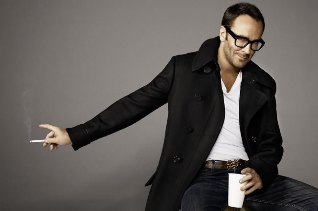 Tom Ford released a skincare & grooming collection in 2013