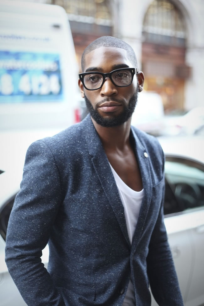 Icons of Style - Tinie Tempah
