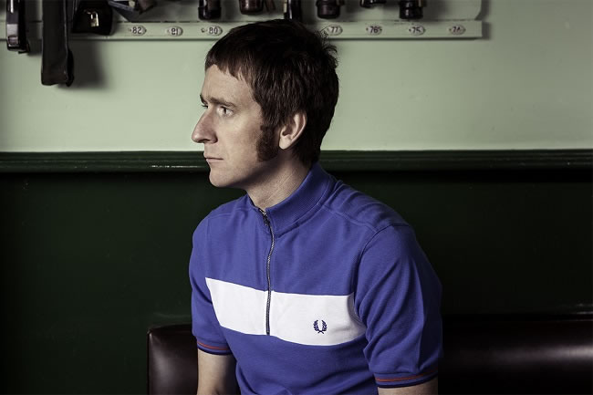 Fred Perry x Bradley Wiggins
