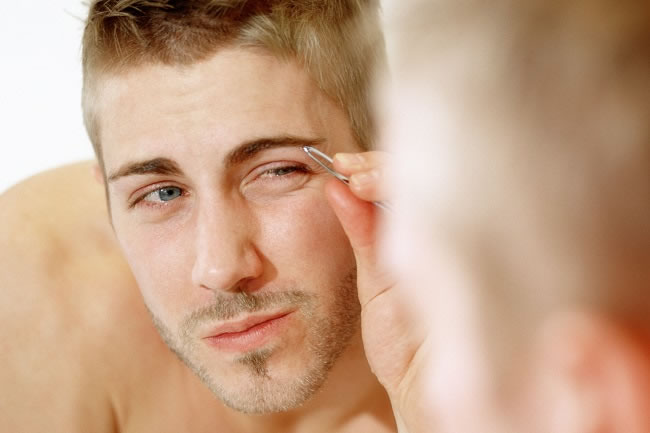 The Guide to Perfect Eyebrows for Men