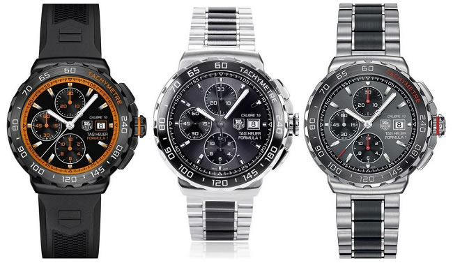 Tag Heuer Formula One 2014