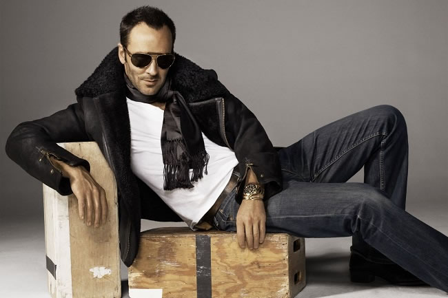 """The Tom Ford label has now reached its zenith"""