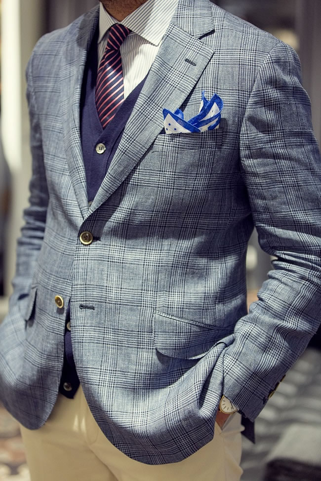A Short History of the Pocket Square