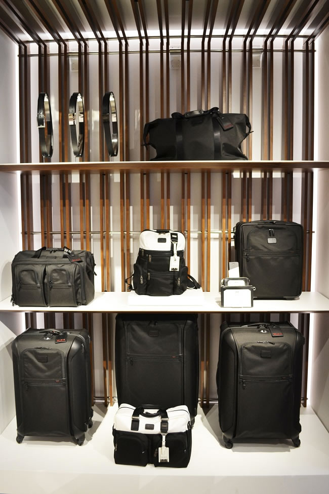 """TUMI customers know exactly what they want"""