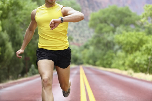 Hacking Fitness with Wearable Technology