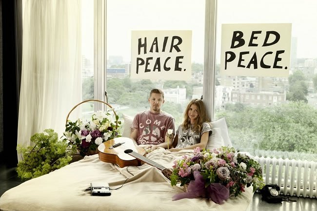 Millie Mackintosh and Professor Green 'Come Together' for War Child