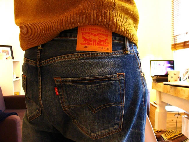 Levi's Launch the #501 Style Interpretation Project